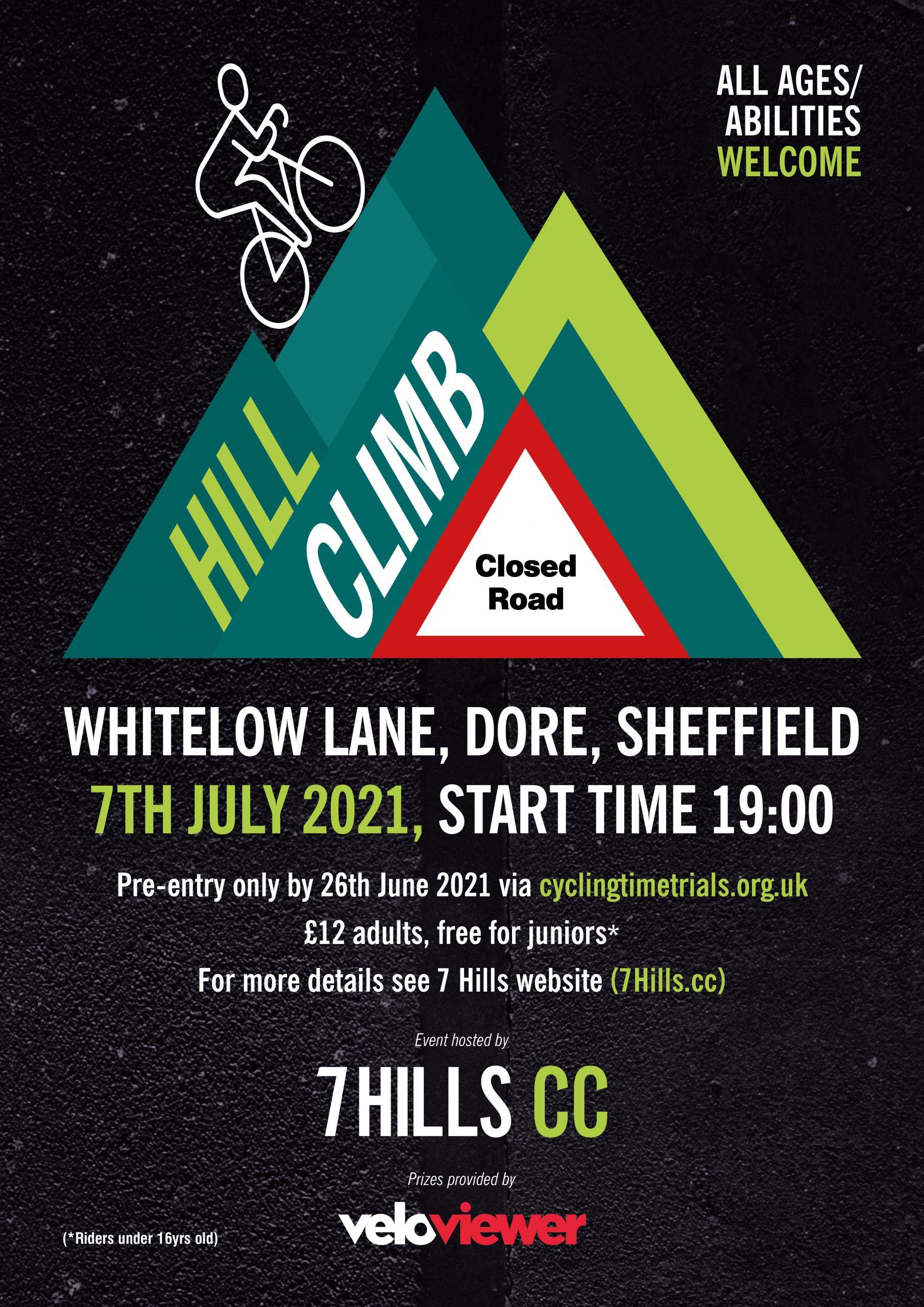 hill climb event